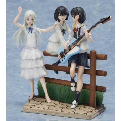 PREORDER ♦ AnoHana, The Anthem of the Heart, Her Blue Sky PVC statue Super Peace Busters 20 x 20 cm premium figure