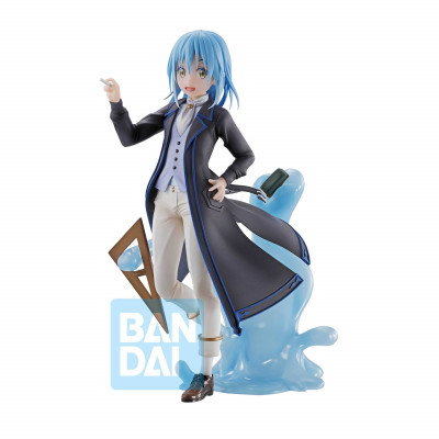 PREORDER ♦ That Time I Got Reincarnated as a Slime Ichibansho PVC Statue Rimuru (Private Tempest Sensei ver.) 20 cm figure