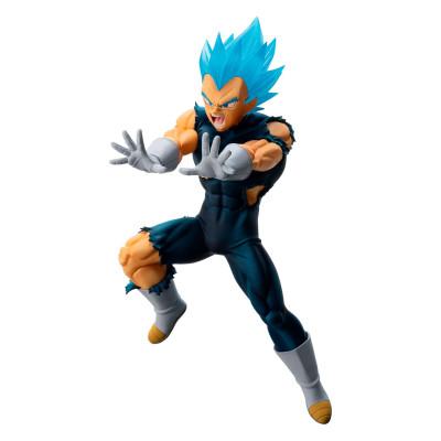 COLLECTOR - Dragon Ball Super - Super Saiyajin God Super Saiyajin Vegeta - Ichiban Kuji - 13cm PVC Statue