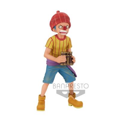 PREORDER - One Piece - Buggy - DXF Grandline Children - 14cm Statue