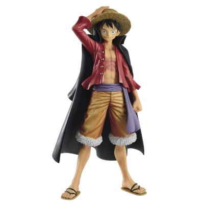 PREORDER - One Piece - Ruffy - DXF Grandline Men - 16cm Statue