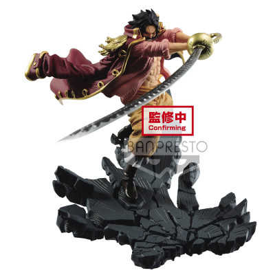 PREORDER - One Piece - Gol D. Roger - Manhood - 9 cm PVC Statue