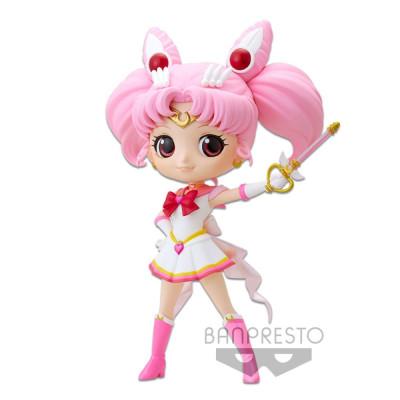 PREORDER ♦ Sailor Moon - Super Sailor Chibi Moon - Q Posket - Kaleidoscope - 14cm Minifigur
