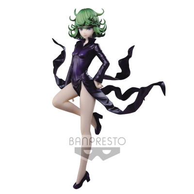 PREORDER - One Punch Man - Tatsumaki - Terrible Tornado - 20cm PVC Statue
