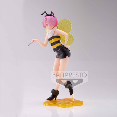 PREORDER - Re:Zero - Ram - Fairy Elements - Espresto - 20cm PVC Statue