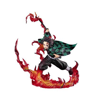 PREORDER - Demon Slayer - Tanjiro Kamado - Total Concentration Breathing - FiguartsZERO - 19cm PVC Statue