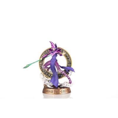 PREORDER - Yu-Gi-Oh! - Dark Magician - Purple Version - 29cm PVC Statue