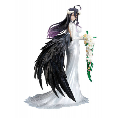 PREORDER ♦ Overlord - Albedo - Wedding Dress - 25cm 1/7 PVC Statue