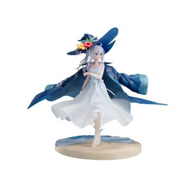 PREORDER - Majo no Tabitabi - Elaina - Summer Dress Ver. - 27cm 1/7 PVC Statue