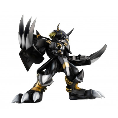 PREORDER ♦  Digimon Adventure 02 G.E.M. series PVC statue Black Wargreymon 25 cm figure