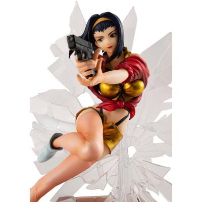 COLLECTOR ♦ Cowboy Bebop PVC Statuen 1/8 Faye Valentine 1st GIG 20 cm figure