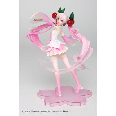 PREORDER ♦ Vocaloid PVC Statue Hatsune Miku Sakura Miku 2020 Ver. 18 cm figure