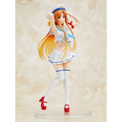 PREORDER - Sword Art Online - Asuna - Marine Look Ver. - Coreful - 20cm PVC Statue