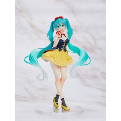 PREORDER - Vocaloid - Hatsune Miku - Snow White - 23cm Statue