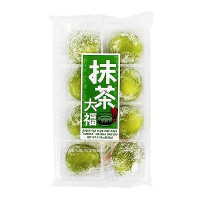Mochi - Sticky Rice Cake - Green Daifuku 360g