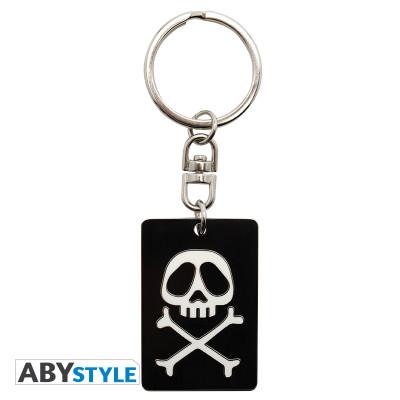 Albator Emblem Keychain