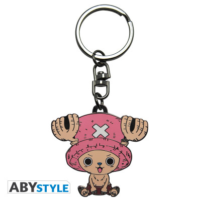 One Piece Chopper Keychain