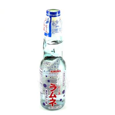 Japanese Lemonade Ramune 200ml bottle Kimura flavor