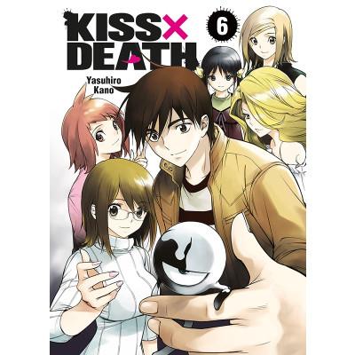 Kiss X Death 6 Manga