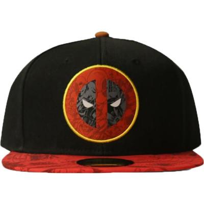Deadpool - Graffiti - Snapback Cap