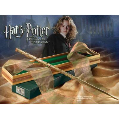 Harry Potter Hermines Zauberstab mit Geschenk-Box (Hermine Granger Emma Watson)