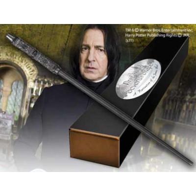 Harry Potter Professor Severus Snape Charakter-Edition Zauberstab