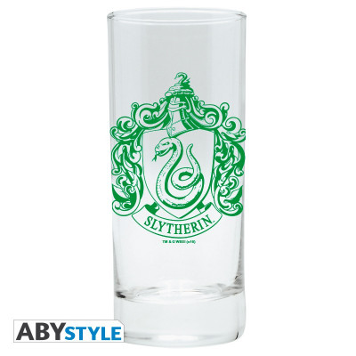 Harry Potter Slytherin 290ml Glas
