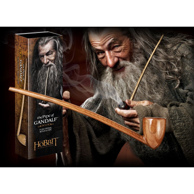 66/5000 The Hobbit: An Unexpected Journey 1/1 Replica 23cm Gandalf's Pipe