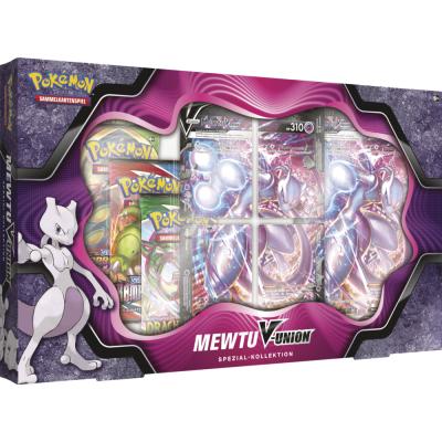 Pokémon Mewtu V Union Box - deutsch