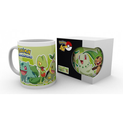 Pokemon Bisasam Grass Partners 320ml Tasse