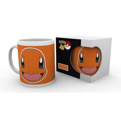 Pokemon Glumanda 320ml Tasse