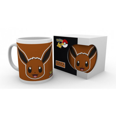 Pokemon Evoli 320ml Tasse