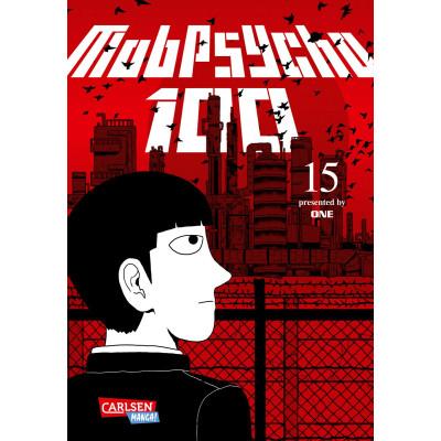 Mob Psycho 100 Bd 15 Manga