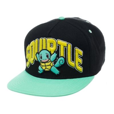 Pokemon Schiggy Squirtle Snapback Kappe