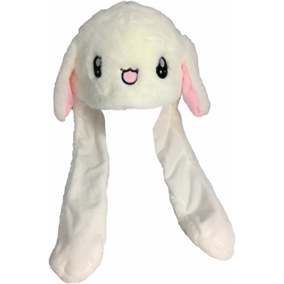 Mage World Happy Ears Bunny Hat