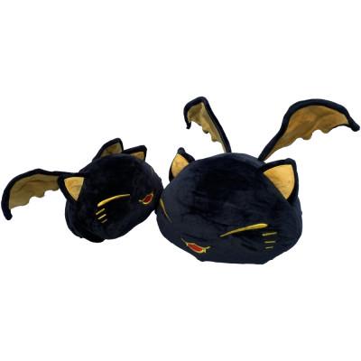 Nemu Neko Black Vampire Mage World Exclusive 33cm Plüsch-Figur