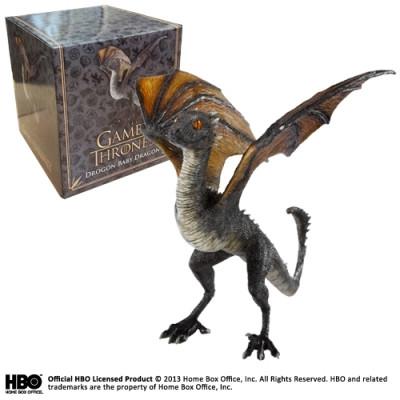 Game of Thrones Drogon Baby Dragon 12 cm sculpture figure