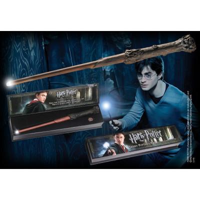 Harry Potter Harry's Zauberstab mit Leuchtfunktion