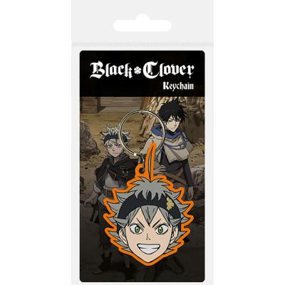 Black Clover - Asta Face - Schlüsselanhänger