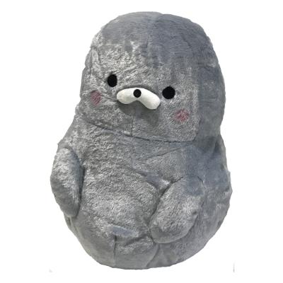 Fans Seal grey 36cm plush