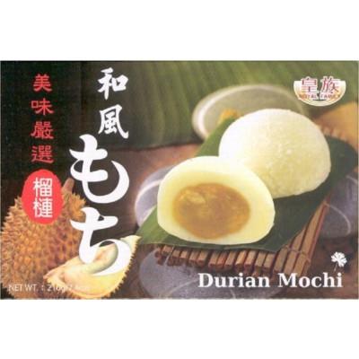 Mochi - Klebreiskuchen - Durian in Geschenk-Box 210g Snack