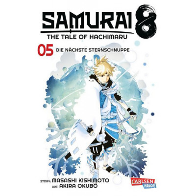 Samurai8 5 Manga