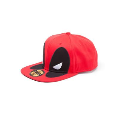 Deadpool - Face - Snapback Cap