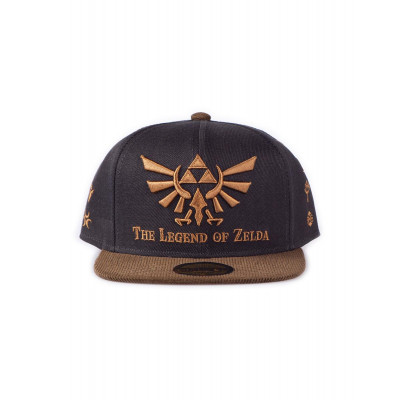 The Legend of Zelda - Logo Snapback Cap