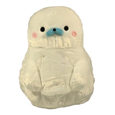 Fans Seal white 36cm plush
