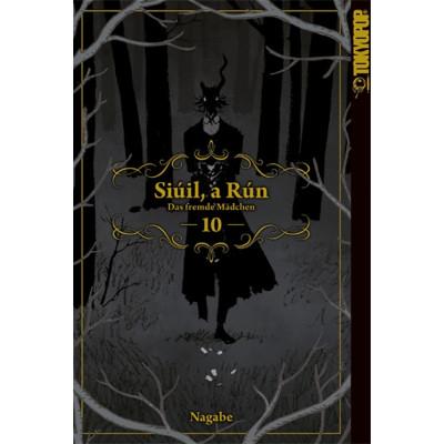 Siúil, a Rún - Das fremde Mädchen 10 Manga