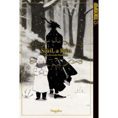 Siuil, a Run - Das fremde Mädchen 7 Manga