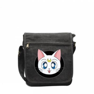 Sailor Moon Artemis Tasche
