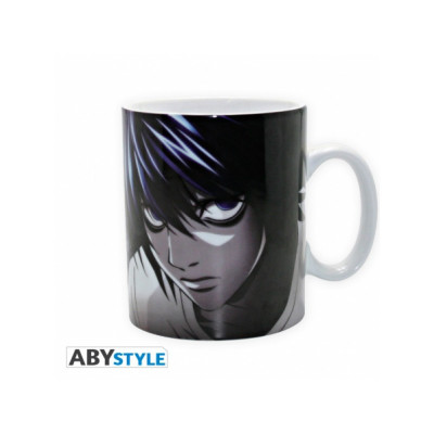 Death Note L 460ml Tasse