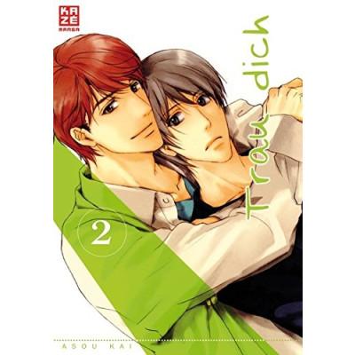 Trau dich 2 Manga